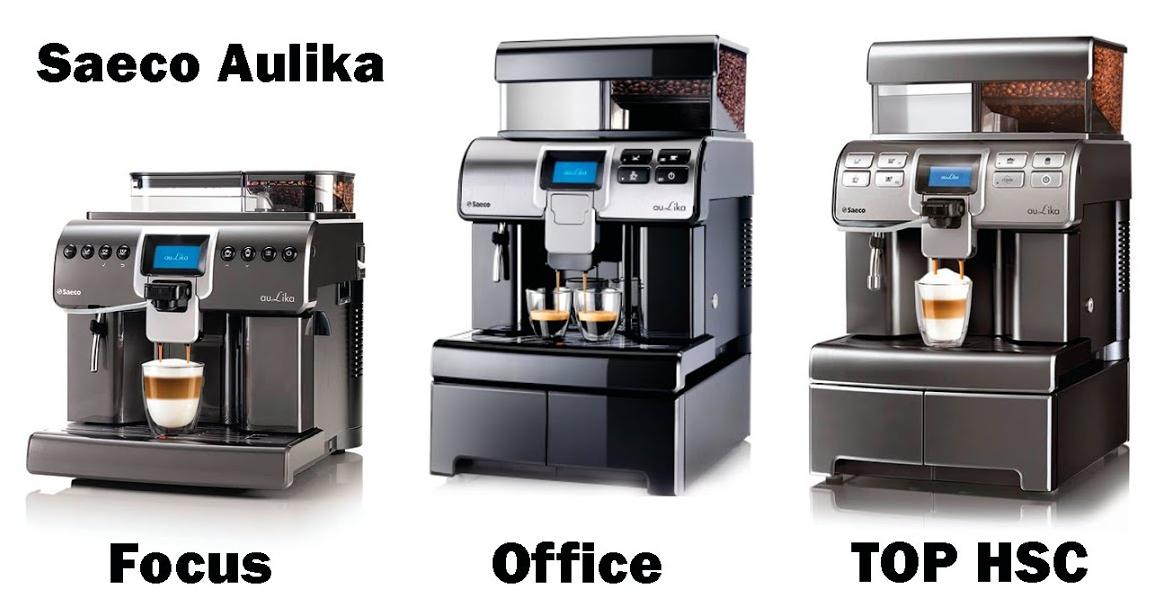 Офисные кофемашины Saeco Aulika