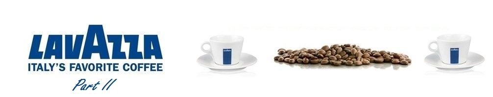 История развития бренда Lavazza от компании Kofe-time