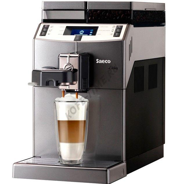 Saeco Lirika One Touch Cappuccino - Кофемашина среднего класса