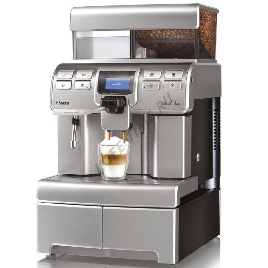 кофемашина Saeco Aulika Top Higth Speed Cappuccino