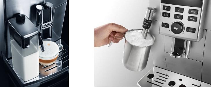 автоматические и механические кофемашины