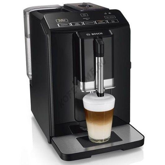 Bosch TIS 30129 RW и вкусный кофе на  Kofe-time.ru